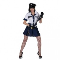 policiere-femme-robe